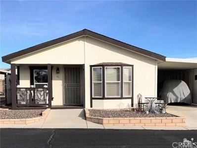 69525 Dillon Road UNIT 95, Desert Hot Springs, CA 92241 - MLS#: 217030796DA
