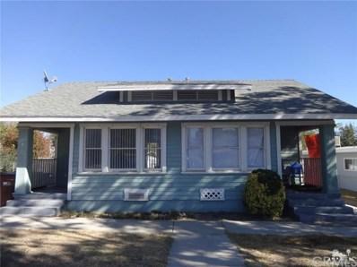 286 5th Street, Banning, CA 92220 - MLS#: 217031004DA