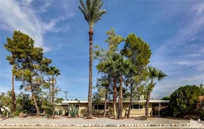 1400 Buena Vista Drive, Palm Springs, CA 92262 - MLS#: 217031732DA