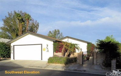 34610 Branding Iron Lane, Thousand Palms, CA 92276 - MLS#: 217032630DA