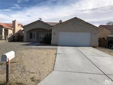 15588 Avenida Monteflora, Desert Hot Springs, CA 92240 - MLS#: 217032742DA