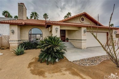 68863 Risueno Road, Cathedral City, CA 92234 - MLS#: 217033418DA