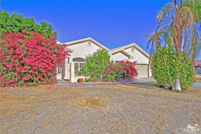 68100 Tachevah Drive, Cathedral City, CA 92234 - MLS#: 217033478DA