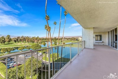 899 Island Drive UNIT 511, Rancho Mirage, CA 92270 - MLS#: 217034186DA