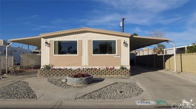 73690 Algonquin Place, Thousand Palms, CA 92276 - MLS#: 217034258DA