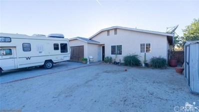 16433 Avenida Gracia, Desert Hot Springs, CA 92240 - MLS#: 217034486DA