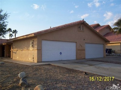 13595 Sarita Drive, Desert Hot Springs, CA 92240 - MLS#: 217034882DA