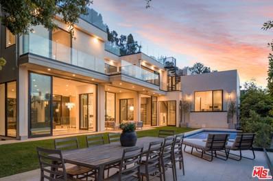 9455 Readcrest Drive, Beverly Hills, CA 90210 - MLS#: 21707626