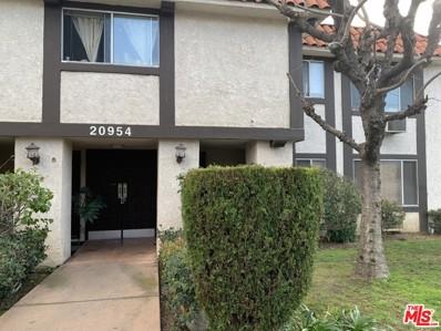 20954 Parthenia Street UNIT 10, Canoga Park, CA 91304 - MLS#: 21708116