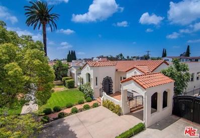 535 N Formosa Avenue, Los Angeles, CA 90036 - MLS#: 21709034