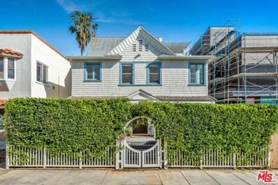 26 Arcadia Terrace, Santa Monica, CA 90401 - MLS#: 21711346