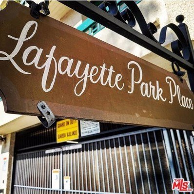 435 S La Fayette Park Place UNIT 209, Los Angeles, CA 90057 - MLS#: 21711542