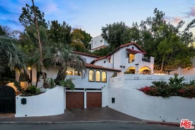 1642 N Crescent Heights Boulevard, Los Angeles, CA 90069 - MLS#: 21711896
