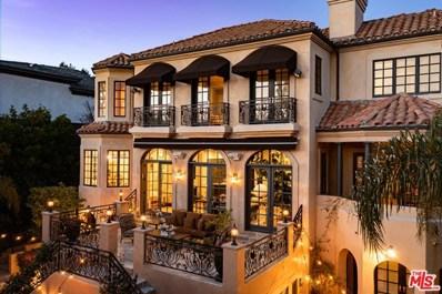 2323 Worthing Lane, Los Angeles, CA 90077 - MLS#: 21712164