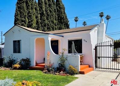 924 Victoria Avenue, Venice, CA 90291 - MLS#: 21712228