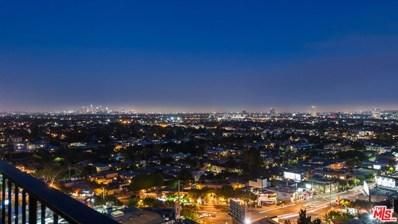 1100 ALTA LOMA Road UNIT 1405, West Hollywood, CA 90069 - MLS#: 21713458