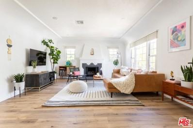 1637 S Curson Avenue, Los Angeles, CA 90019 - MLS#: 21713488