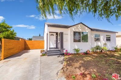 2333 Rochelle Avenue, Monrovia, CA 91016 - MLS#: 21714778