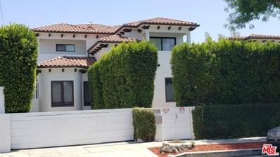 138 N Edinburgh Avenue, Los Angeles, CA 90048 - MLS#: 21715024