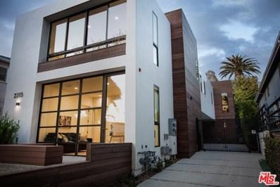 2215 5Th Street UNIT B, Santa Monica, CA 90405 - MLS#: 21715326