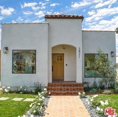2821 Potomac Avenue, Los Angeles, CA 90016 - MLS#: 21715790