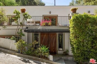 10348 Caribou Lane, Los Angeles, CA 90077 - MLS#: 21716382
