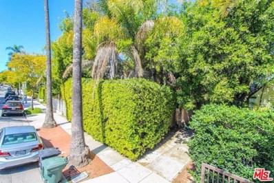 8929 Rosewood Avenue, West Hollywood, CA 90048 - MLS#: 21716420