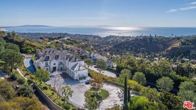 16375 Shadow Mountain Drive, Pacific Palisades, CA 90272 - MLS#: 21716572