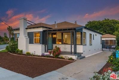 2100 S Spaulding Avenue, Los Angeles, CA 90016 - MLS#: 21716602