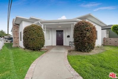 3702 Cimarron Street, Los Angeles, CA 90018 - MLS#: 21718804