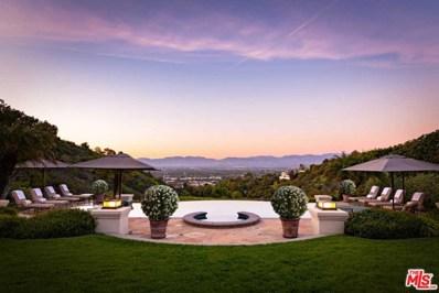 14035 AUBREY Road, Beverly Hills, CA 90210 - MLS#: 21719154