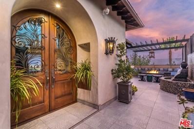 1380 Summitridge Place, Beverly Hills, CA 90210 - MLS#: 21719364