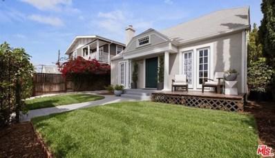 328 N Hobart Boulevard, Los Angeles, CA 90004 - MLS#: 21719484