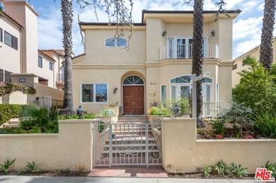 843 15Th Street UNIT 2, Santa Monica, CA 90403 - MLS#: 21719540