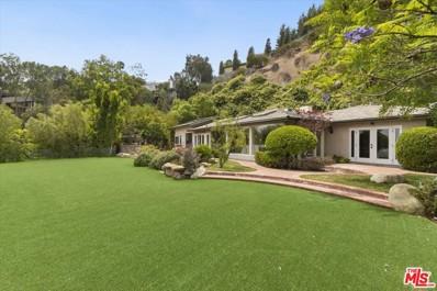 1450 N Bella Drive, Beverly Hills, CA 90210 - MLS#: 21719662