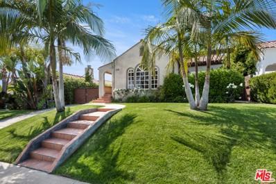 1325 S Sierra Bonita Avenue, Los Angeles, CA 90019 - MLS#: 21720084
