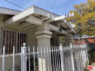 3811 S St Andrews Place, Los Angeles, CA 90062 - MLS#: 21720724