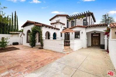 4424 Ponca Avenue, Toluca Lake, CA 91602 - MLS#: 21720912