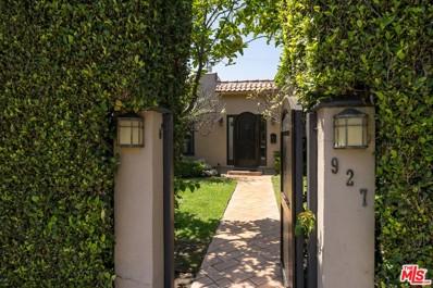 927 N Crescent Heights Boulevard, Los Angeles, CA 90046 - MLS#: 21721676
