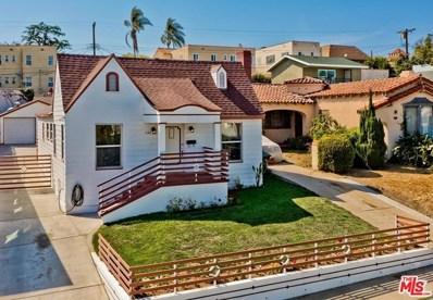 1181 S Mullen Avenue, Los Angeles, CA 90019 - MLS#: 21722840