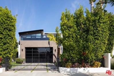 424 N La Jolla Avenue, Los Angeles, CA 90048 - MLS#: 21722912