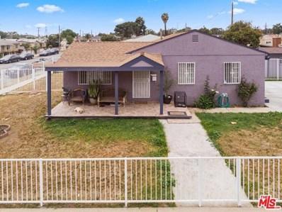 1903 N Riddle Avenue, Los Angeles, CA 90059 - MLS#: 21724130