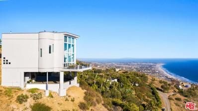 31518 Anacapa View Drive, Malibu, CA 90265 - MLS#: 21724376