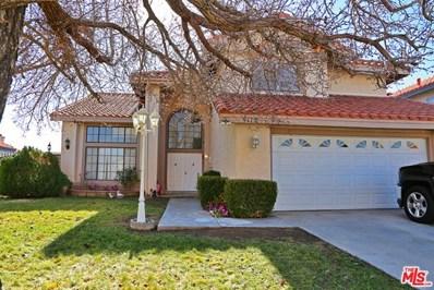 3112 Caminito Lane, Palmdale, CA 93550 - MLS#: 21724566