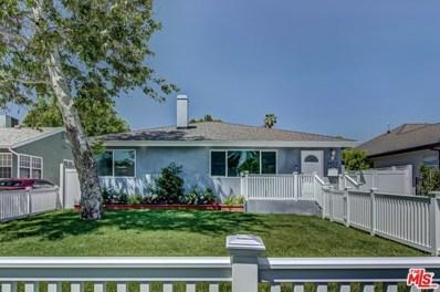 5851 Burnet Avenue, Sherman Oaks, CA 91411 - MLS#: 21726636