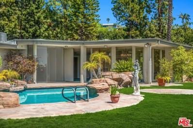 1705 Loma Vista Drive, Beverly Hills, CA 90210 - MLS#: 21726644