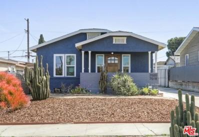 7020 Madden Avenue, Los Angeles, CA 90043 - MLS#: 21726918