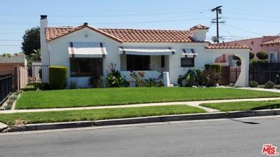 8740 S Hobart Boulevard, Los Angeles, CA 90047 - MLS#: 21726956