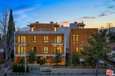 1041 N Spaulding Avenue UNIT 104, Los Angeles, CA 90046 - MLS#: 21727152