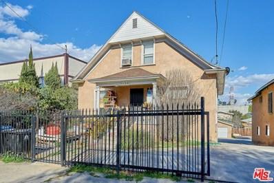 1134 S Berendo Street, Los Angeles, CA 90006 - MLS#: 21727754